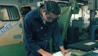 Technical machining
